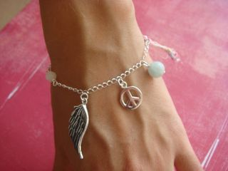 Bracelet peace angel 2